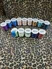 Lot of 14 SPOOLS RA ROBISON ANTON MACHINE SEWING EMBROIDERY THREAD FREE SH