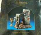 Retired FONTANINI Lighted Nativity Marketplace Village 5 inch Scale 50255