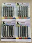 4 Packs Of Cricut Color Collection Ink Cartridges 1 Basic  3 Primary 5 Per Pack
