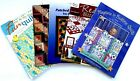Lot of 5 Paperback Quilting Books Me  My Sisters Log Cabin Patched Works Etc