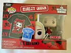 New Funko Pop & Large T Shirt Harley Quinn Suicide Squad Target Exclusive DC