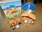 Fisher Price Little People Nativity Set N6010 In Box Complete Light  Sound