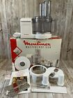 Moulinex Masterchef 350 Food Processor 300w Boxed With Accessories Working