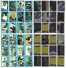 1977 Topps Star Wars SERIES 1 Blue Trading Cards & Stickers - COMPLETE Set