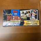 1994 Topps Traded & Rookies Baseball Factory Sealed Set & Finest Cards
