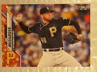 2020 Topps Pittsburgh Pirates Police Baseball Cards 20