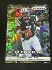 Geno Smith Signs Football Card and Autograph Deal with Panini America 5