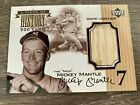 Mickey Mantle Rookie Cards and Memorabilia Buying Guide 68