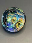 GLASS EYE STUDIO Celestial Series GES 2004 Paperweight Hand Crafted