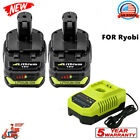 Battery Charger For RYOBI P108 18V 18 Volt One+ Plus High Capacity Lithium Ion