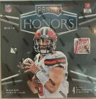 2018 Panini Honors Football FOTL Box Honor Hobby 1st First off the Line sealed
