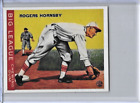 Top 10 Rogers Hornsby Baseball Cards 23