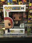 Shanks Funko Pop One Piece Big Apple Exclusive Non-Chase w Softstack