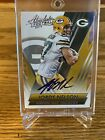 Panini 2014 absolute football Jordy Nelson Green Bay Packers auto card