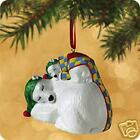 Hallmark Ornament - SAFE AND SNUG-2ND IN SERIES-2002