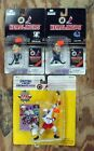 3 NHL Action Figures: 2 Headliners, 1 Starting Lineup