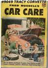 1953 FRED RUSSELLS CAR CARE ENGINE FUEL SYSTEM ELECTRICAL SYSTEM CHASSIS BODY